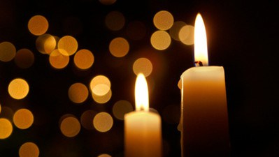 Cancer Society annual Candlelight Service on Sunday