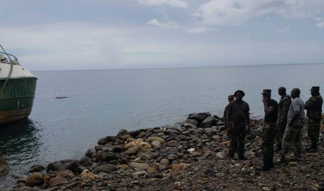 Dead body found floating at sea | Dominica Vibes News