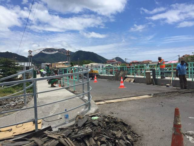 E.C Loblack Bridge to be completed and opened by December 15th
