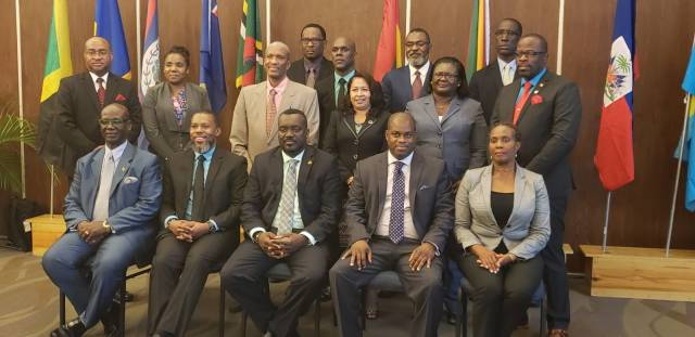 Isaac appointed Deputy Chairman of CARICOM Council of Ministers