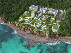 Artiste Impression Of What The Hotel Will Look Like Owner Tranquility Beach Resort
