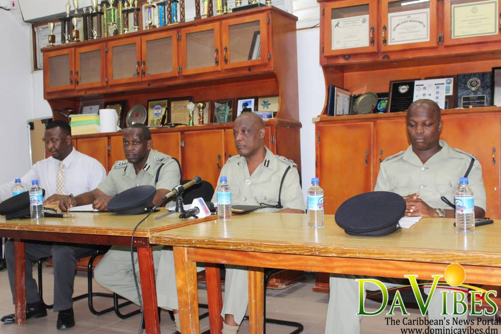 479 stolen items recovered, ten suspects arrested