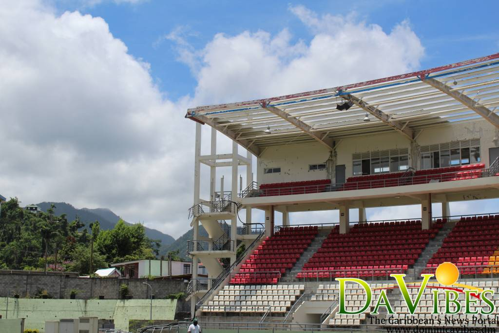 Stadium repairs to begin next week