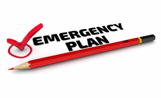 Emergency plans developed for all schools