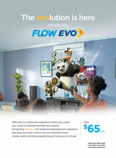 FLOW's New digital experience puts customers in control