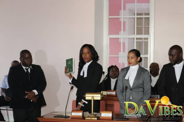 Five new lawyers Called to the Bar