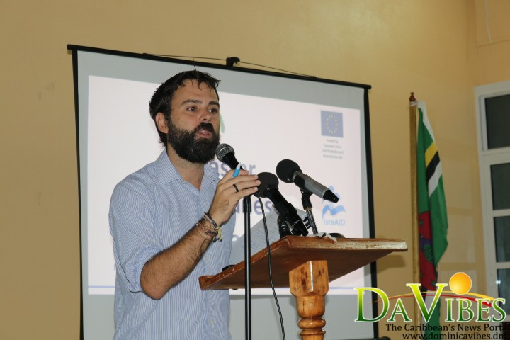 Dominica first Country where all schools have emergency plans says UNICEF Education Manager