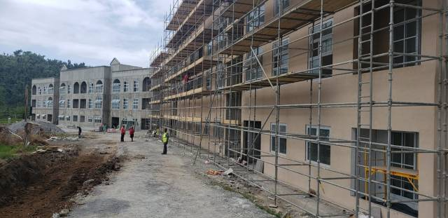 Government will house 66 families in Castle Bruce by June