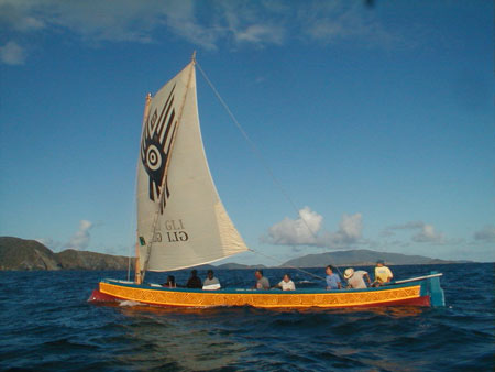 Press Release: Martinique students to visit Dominica via Traditional Kalinago Pirogue