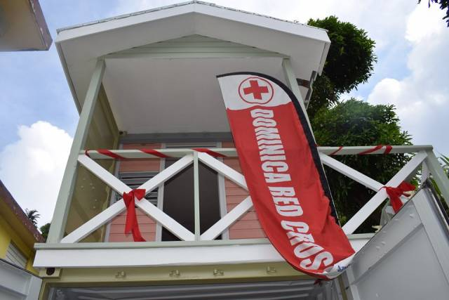 Dominica Red Cross establishes second branch office