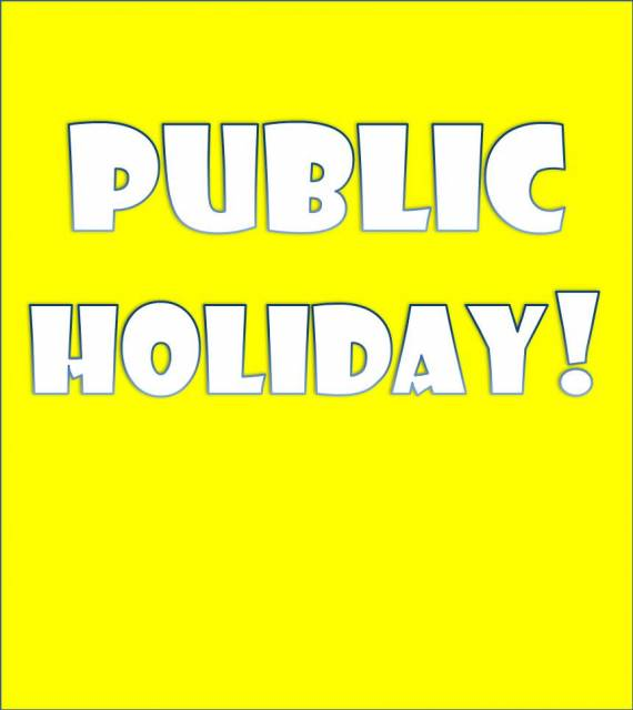 THURSDAY, SEPTEMBER 19, 2019 DECLARED PUBLIC HOLIDAY IN  DOMINICA
