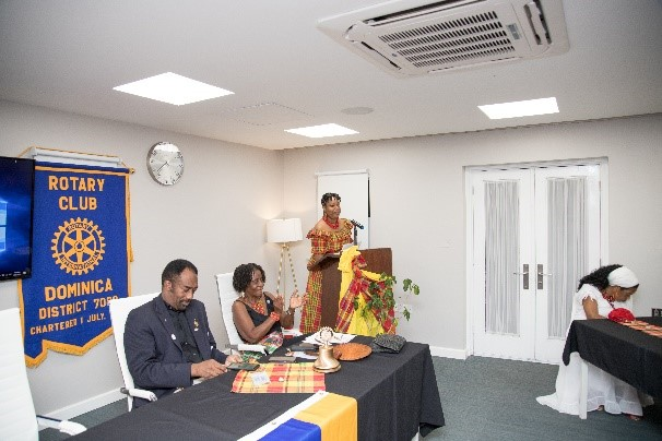 Rotary Club of Dominica Celebrates 45