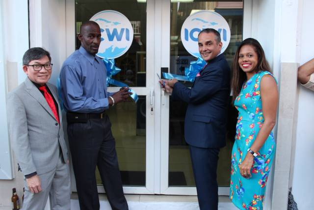 Insurance Company of the West Indies Launches in Dominica