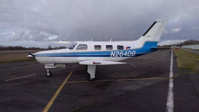 DASPA Reports on Missing Airplane