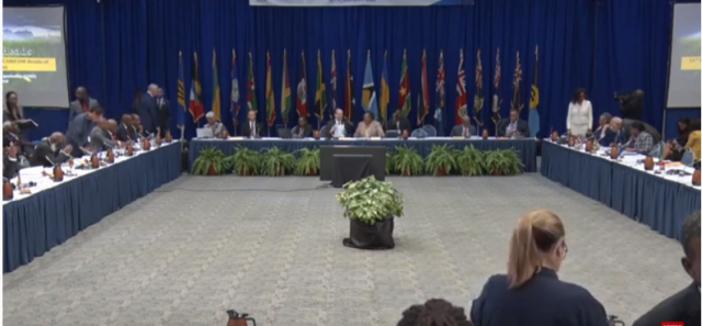 Video: CARICOM 31st Intersessional Conference of Heads of Government