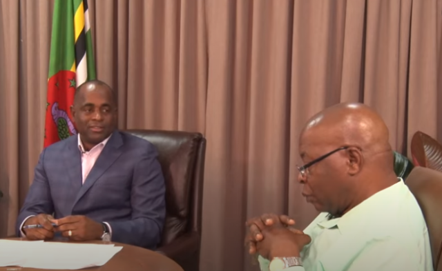 """PM Skerrit Wants DPSU to Publicize """"Smooth"""" Side of Government Too"""