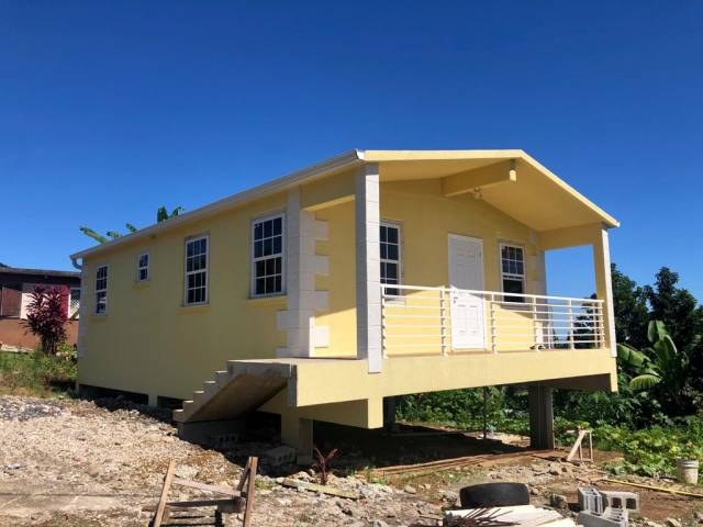 Government partners with Preconco Ltd to construct 51 homes in the Kalinago Territory