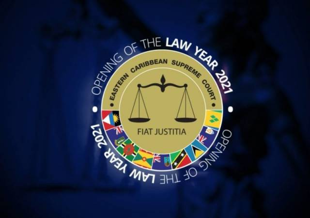 Eastern Caribbean Supreme Court Opens New Law Year 2021