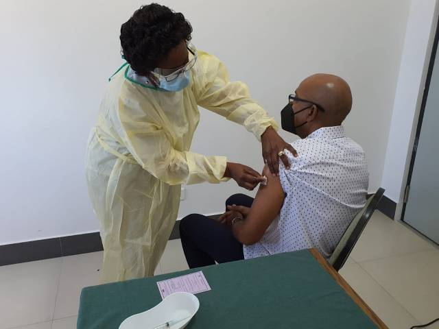 Next phase of vaccination implementation begins in Dominica
