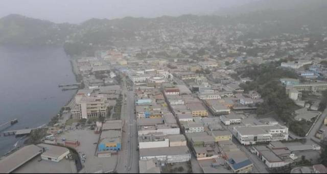 World Bank Provides US$20 Million for Saint Vincent and the Grenadines' Response to La Soufrière Eruption