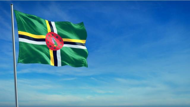 Dominica today observes Flag Day